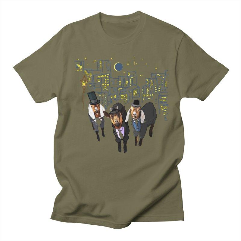City Kids Men's T-Shirt by jackrabbithollow's Artist Shop