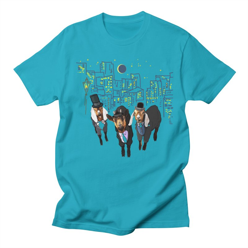 City Kids Men's T-Shirt by jackrabbithollow's Artist Shop