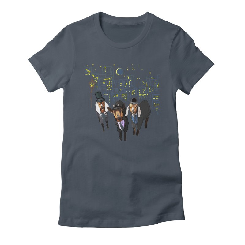 City Kids Women's T-Shirt by jackrabbithollow's Artist Shop