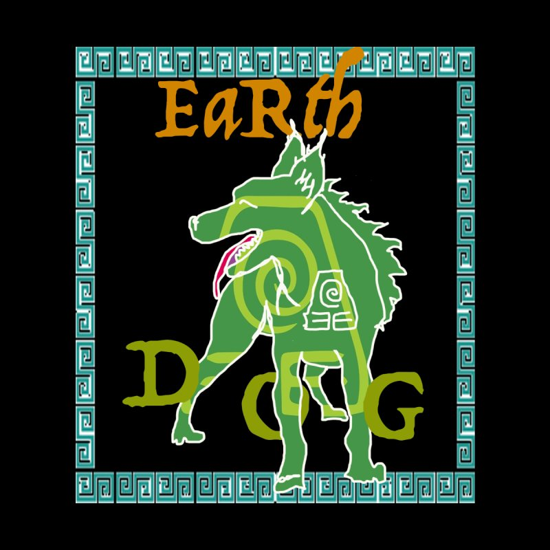 YEAR of the EARTH DOG by jackrabbithollow's Artist Shop