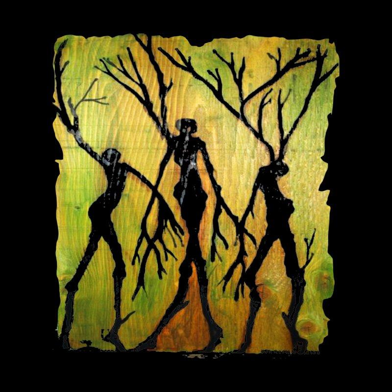 3 TREE WOMEN by jackrabbithollow's Artist Shop