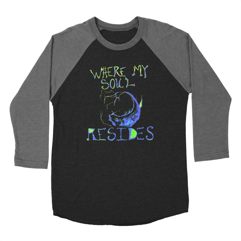 Where My Soul Resides Women's Longsleeve T-Shirt by jackrabbithollow's Artist Shop