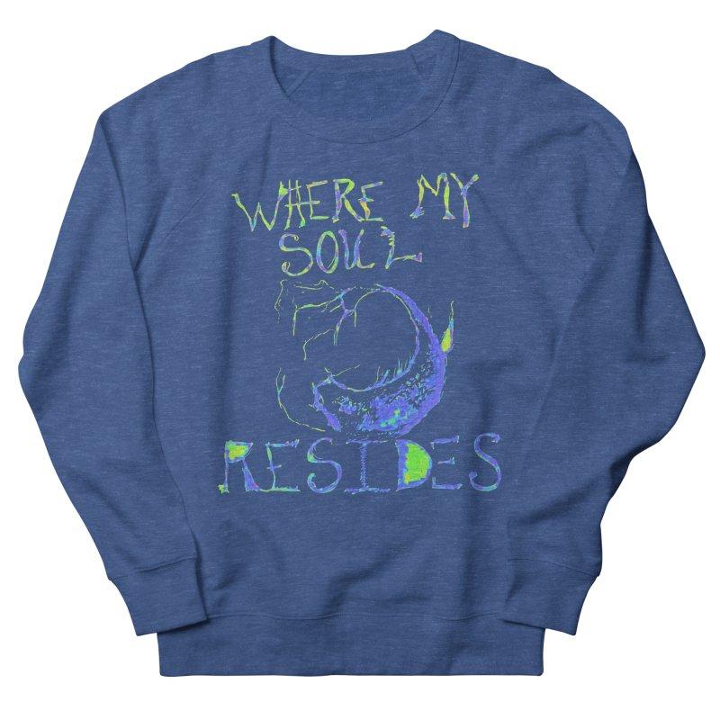 Where My Soul Resides Men's Sweatshirt by jackrabbithollow's Artist Shop