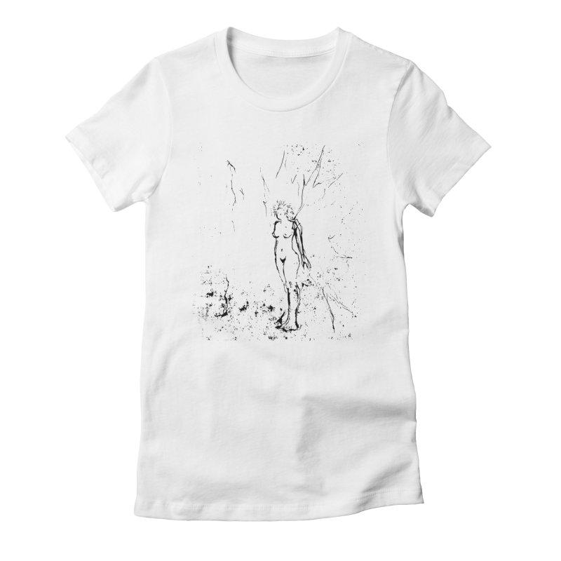 Fairy Wisp Women's T-Shirt by jackrabbithollow's Artist Shop