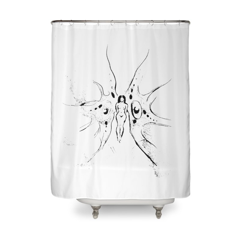 Fairy Home Shower Curtain by jackrabbithollow's Artist Shop