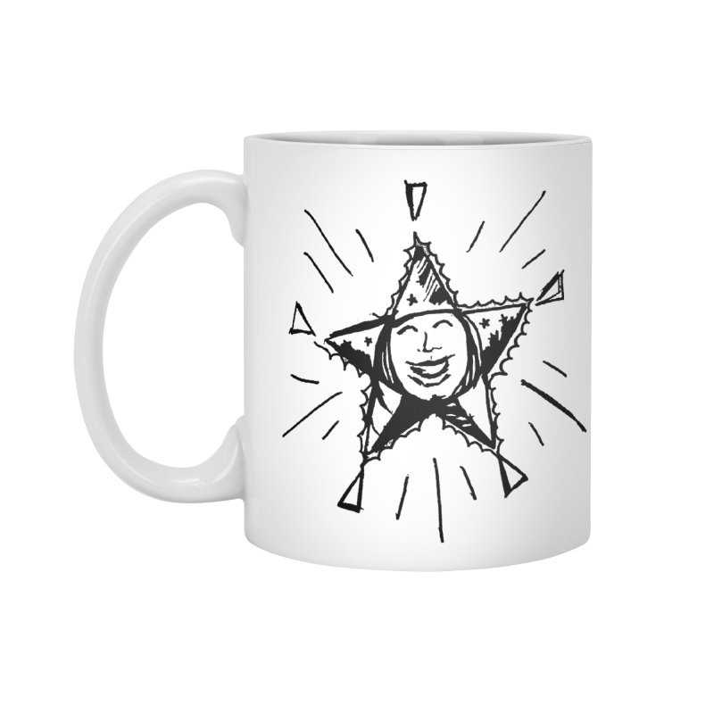 Star Shine Accessories Standard Mug by jackrabbithollow's Artist Shop