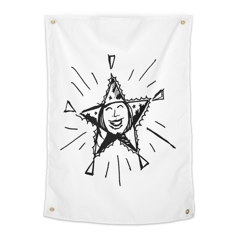 Star Shine Home Tapestry by jackrabbithollow's Artist Shop