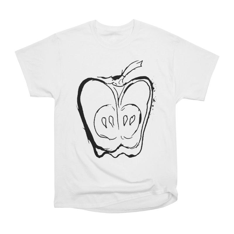Big Apple Women's Heavyweight Unisex T-Shirt by jackrabbithollow's Artist Shop