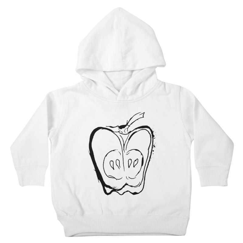 Big Apple Kids Toddler Pullover Hoody by jackrabbithollow's Artist Shop