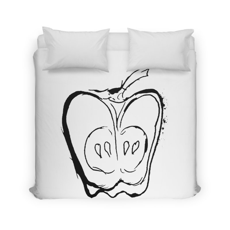 Big Apple Home Duvet by jackrabbithollow's Artist Shop