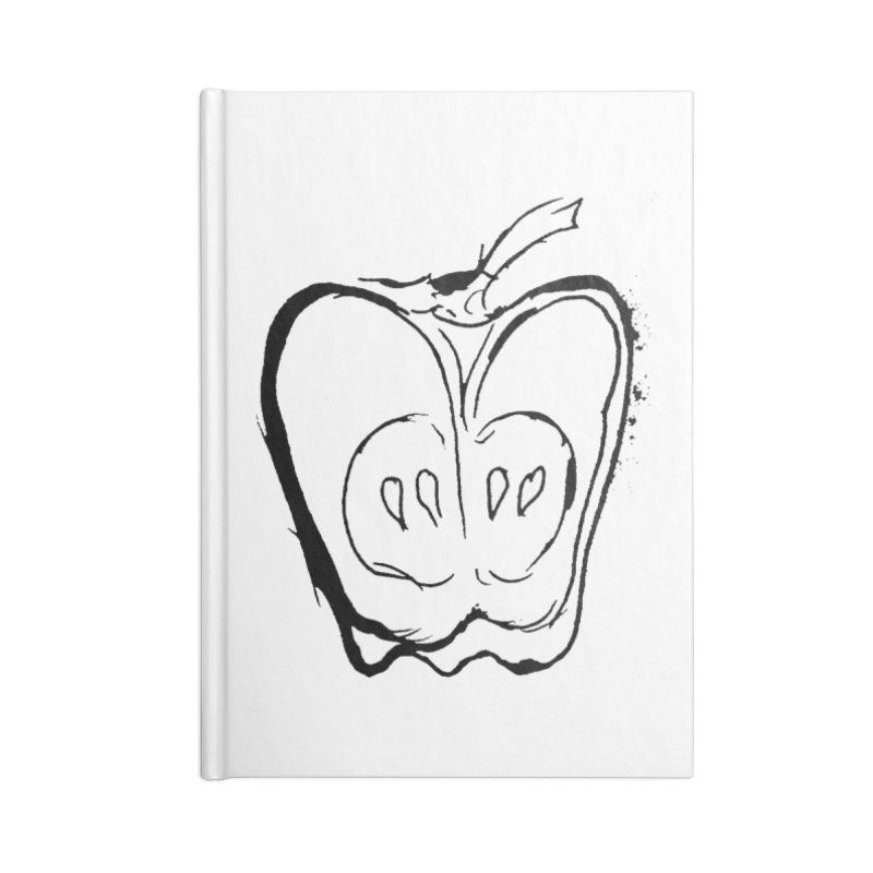 Big Apple Accessories Blank Journal Notebook by jackrabbithollow's Artist Shop