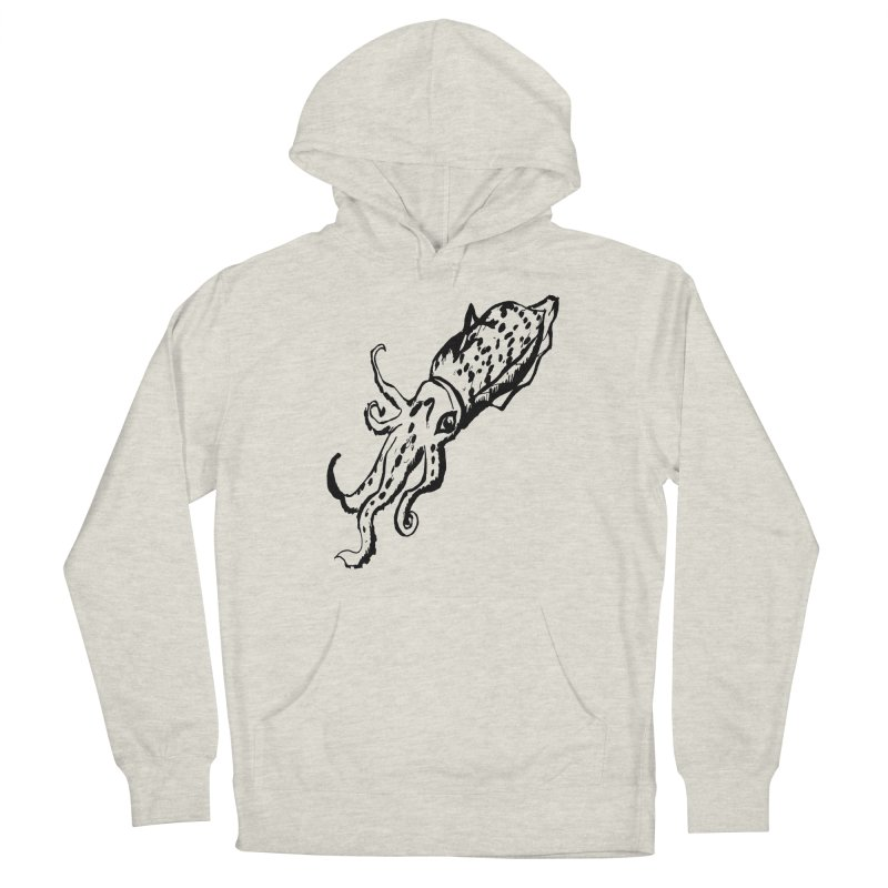 Solo Squid Men's Pullover Hoody by jackrabbithollow's Artist Shop