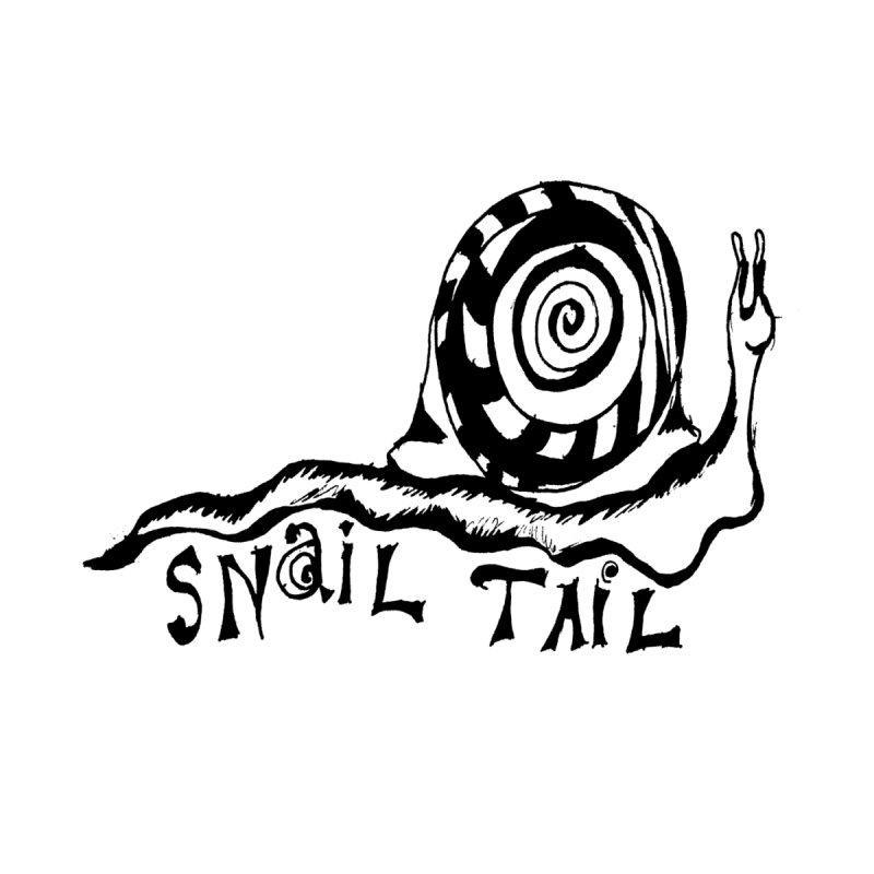 SNAIL TAIL Men's T-Shirt by jackrabbithollow's Artist Shop