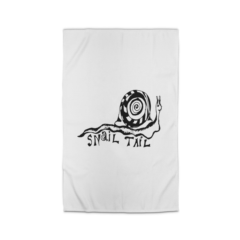 SNAIL TAIL Home Rug by jackrabbithollow's Artist Shop