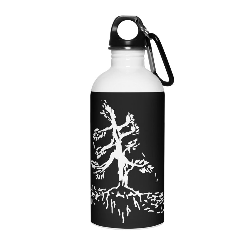 Pine Needle Accessories Water Bottle by jackrabbithollow's Artist Shop