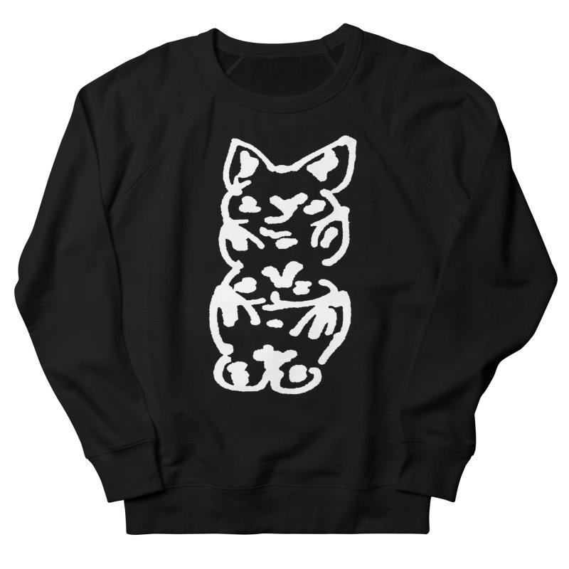 Cat Cats Men's French Terry Sweatshirt by jackrabbithollow's Artist Shop