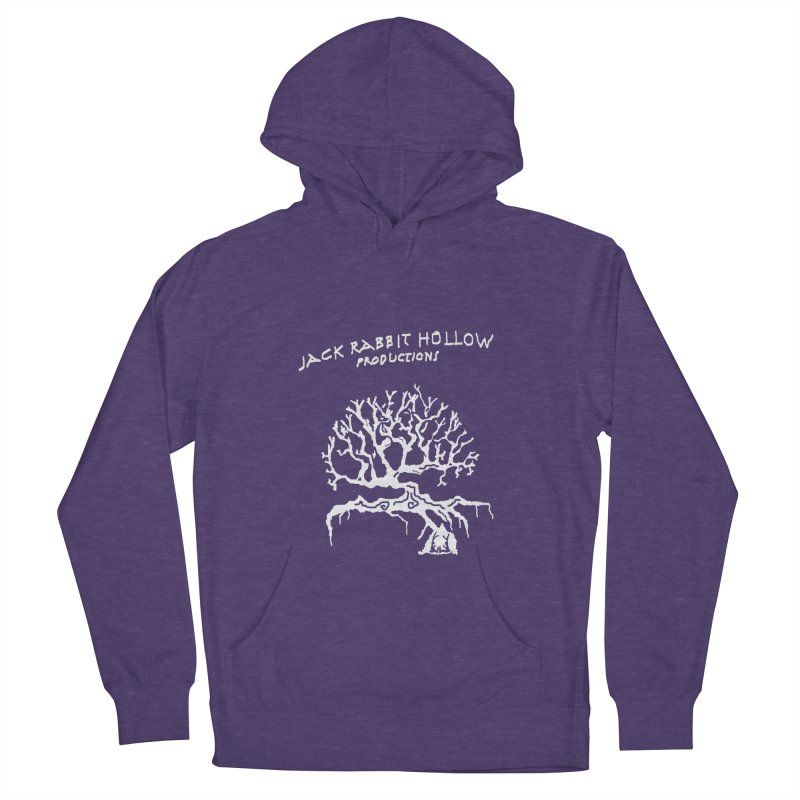 JACK RABBIT HOLLOW TREE Men's Pullover Hoody by jackrabbithollow's Artist Shop