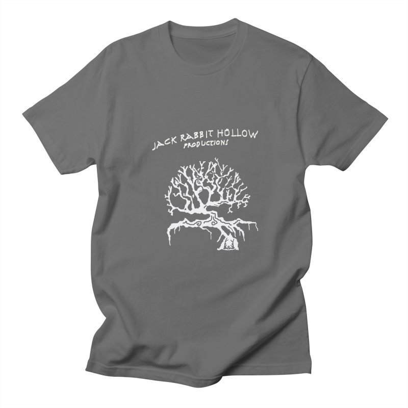 JACK RABBIT HOLLOW TREE Men's T-Shirt by jackrabbithollow's Artist Shop