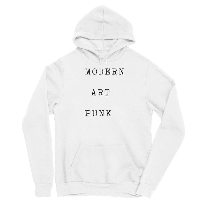 Modern Art Punk Women's Pullover Hoody by Jack Walls