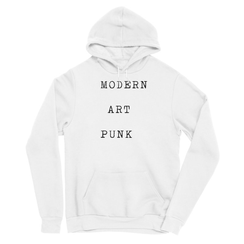 Modern Art Punk Men's Pullover Hoody by Jack Walls