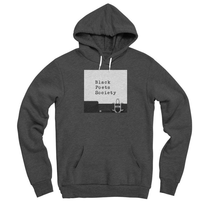 Black Poets Society Men's Pullover Hoody by Jack Walls