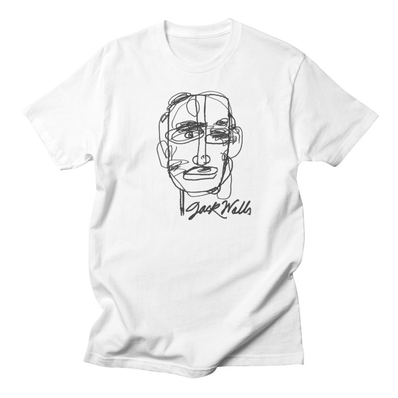 T-Shirt Men's Regular T-Shirt by Jack Walls