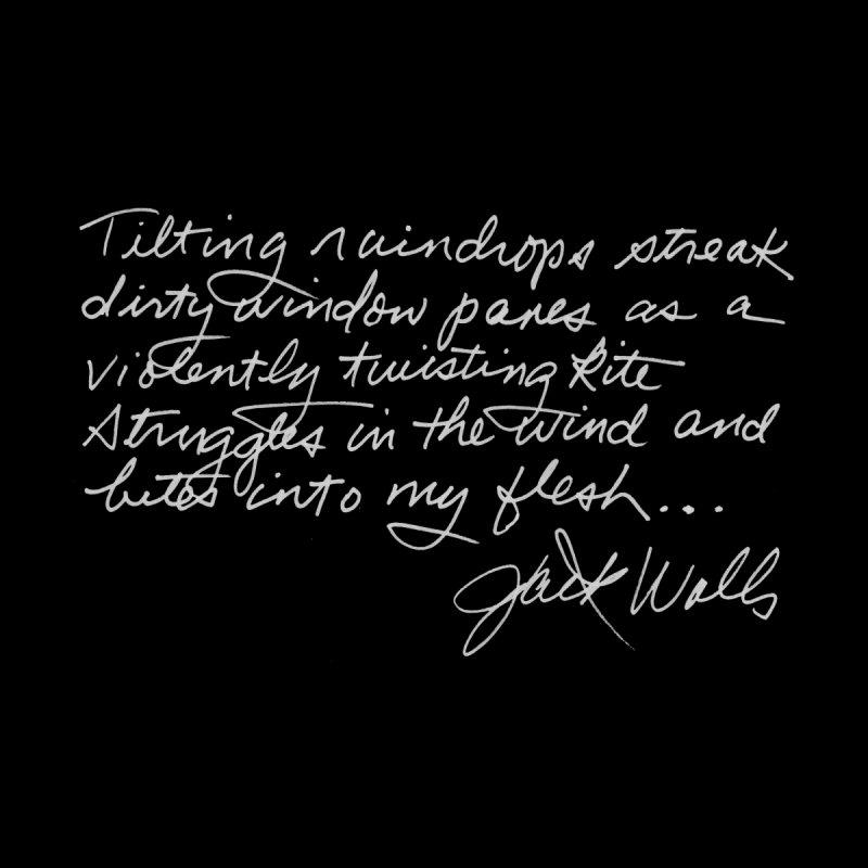 Black Hoodie by Jack Walls