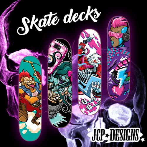 Skate-Decks-Or-Die