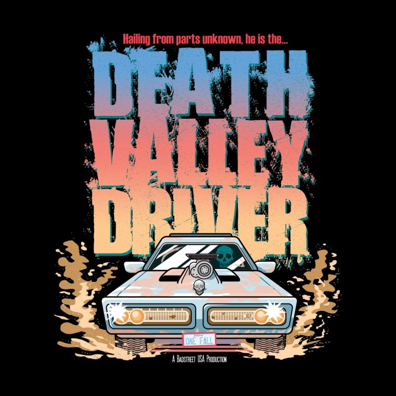 Death Valley Driver Kids Pullover Hoody by JCP Designs - Original Designs by Jacob C. Paul