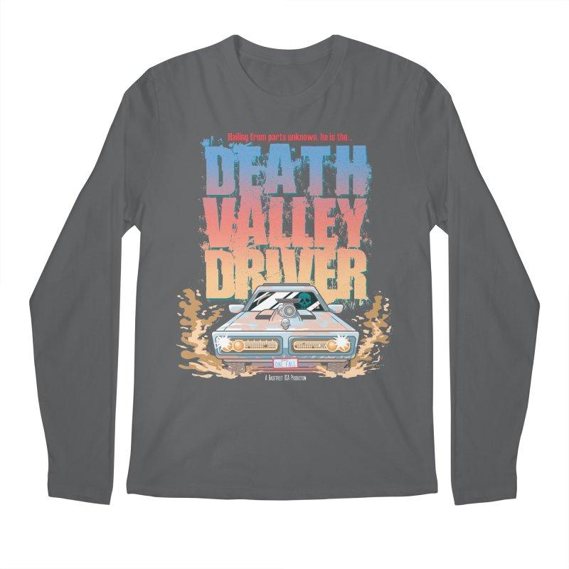 Death Valley Driver Men's Longsleeve T-Shirt by JCP Designs - Original Designs by Jacob C. Paul