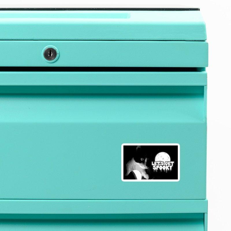 Let's Get Spooky Accessories Magnet by JCP Designs - Original Designs by Jacob C. Paul