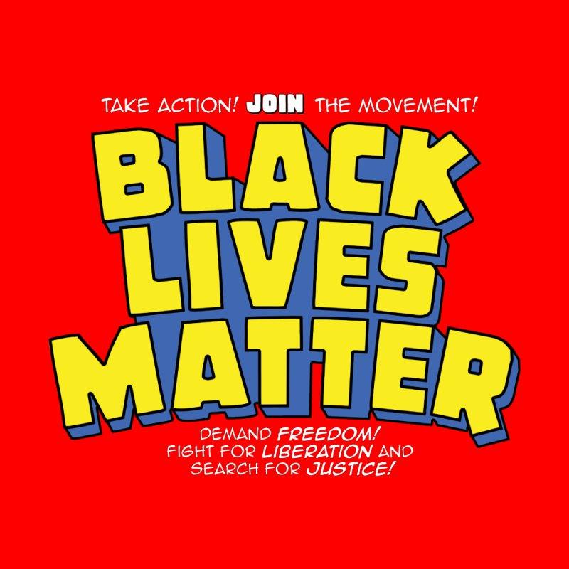 Black Lives Matter: Superheroes - Black Lives Matter Charity Design Men's Longsleeve T-Shirt by JCP Designs - Original Designs by Jacob C. Paul