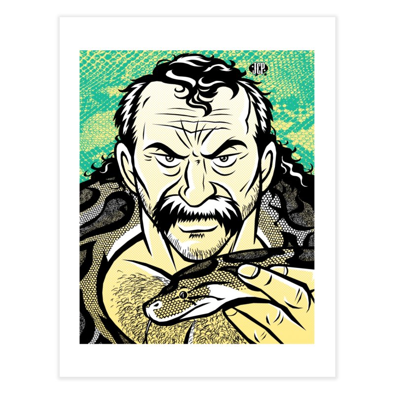 Trust Me - IASP Charity Print Home Fine Art Print by JCP Designs - Original Designs by Jacob C. Paul