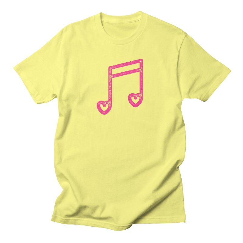 Music Lover Men's Regular T-Shirt by Jacob Patrick