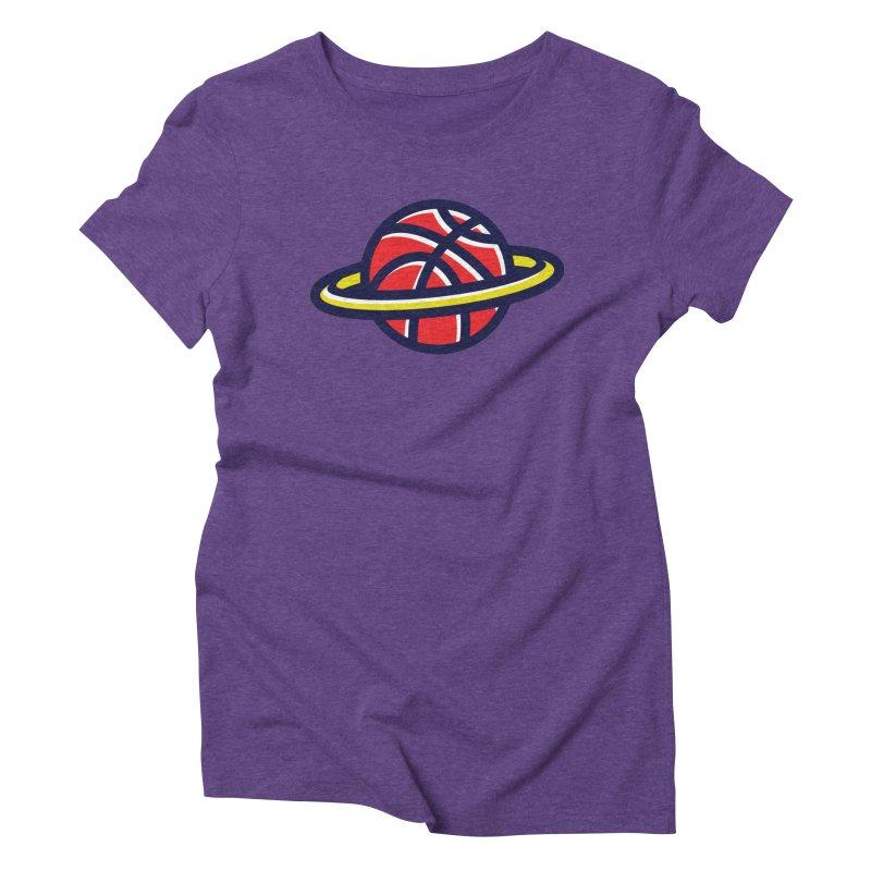 Space Jam Women's Triblend T-Shirt by Jacob Patrick