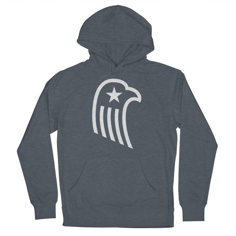 American Eagle Women's French Terry Pullover Hoody by Jacob Patrick