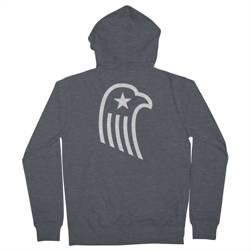 American Eagle Men's French Terry Zip-Up Hoody by Jacob Patrick