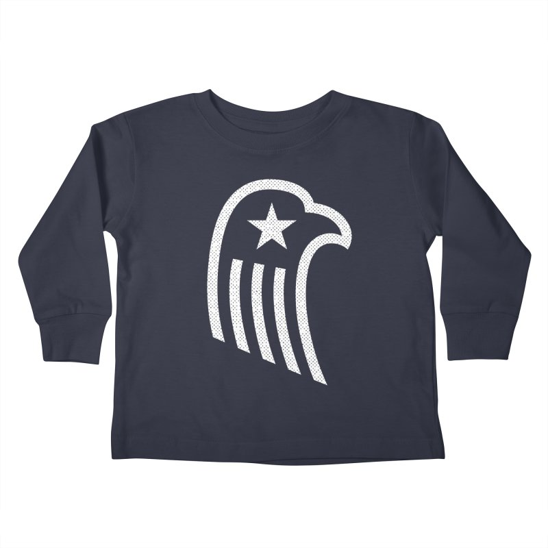 American Eagle Kids Toddler Longsleeve T-Shirt by Jacob Patrick