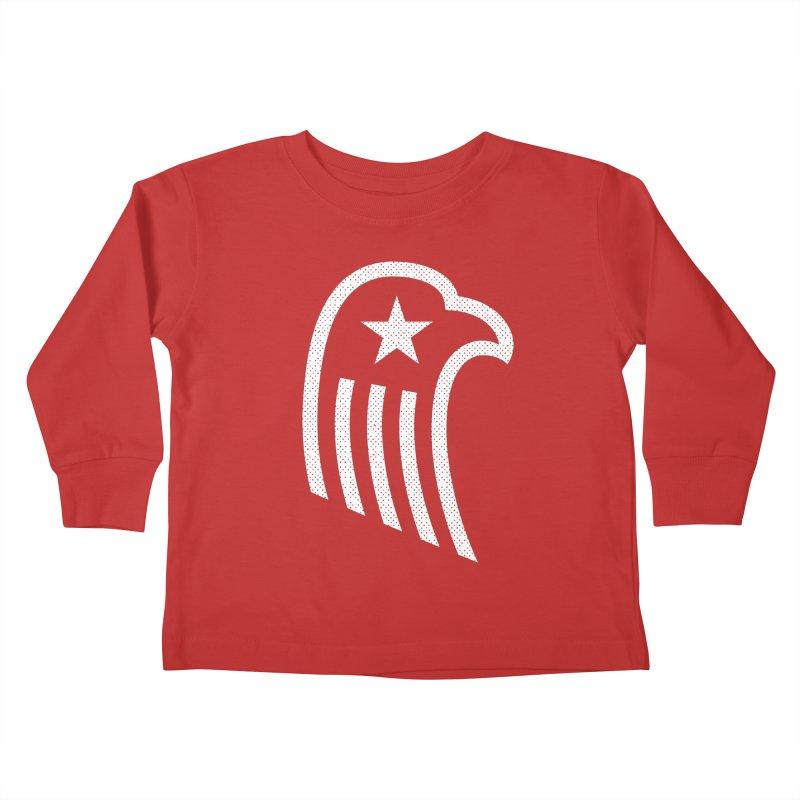 American Eagle Kids Toddler Longsleeve T-Shirt by Jacob Patrick