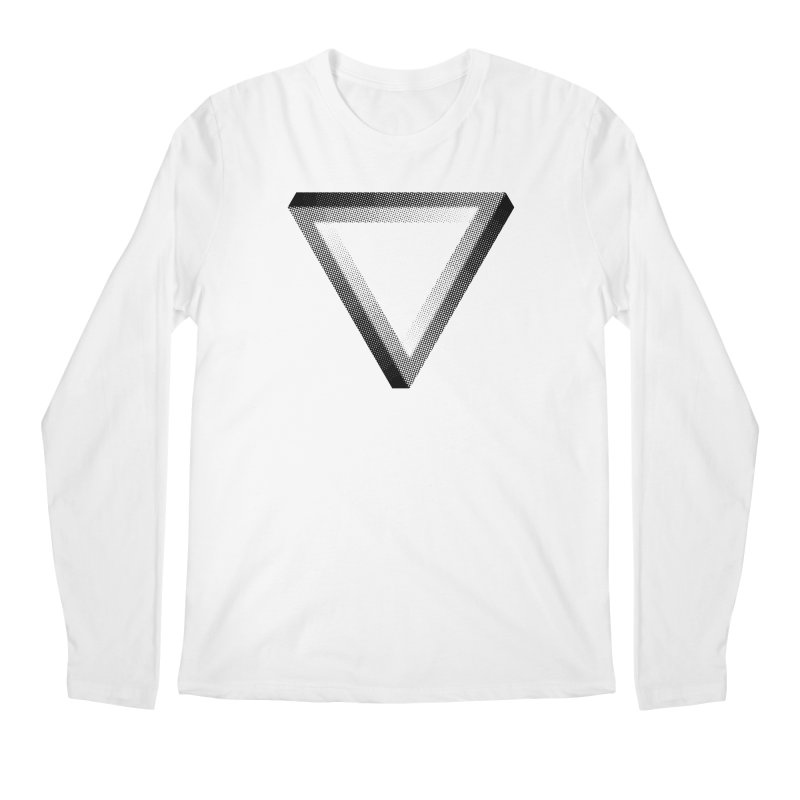 Penrose Men's Regular Longsleeve T-Shirt by Jacob Patrick