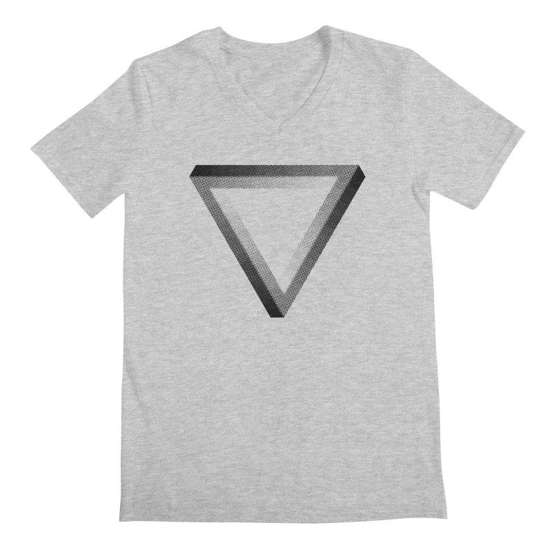 Penrose Men's Regular V-Neck by Jacob Patrick