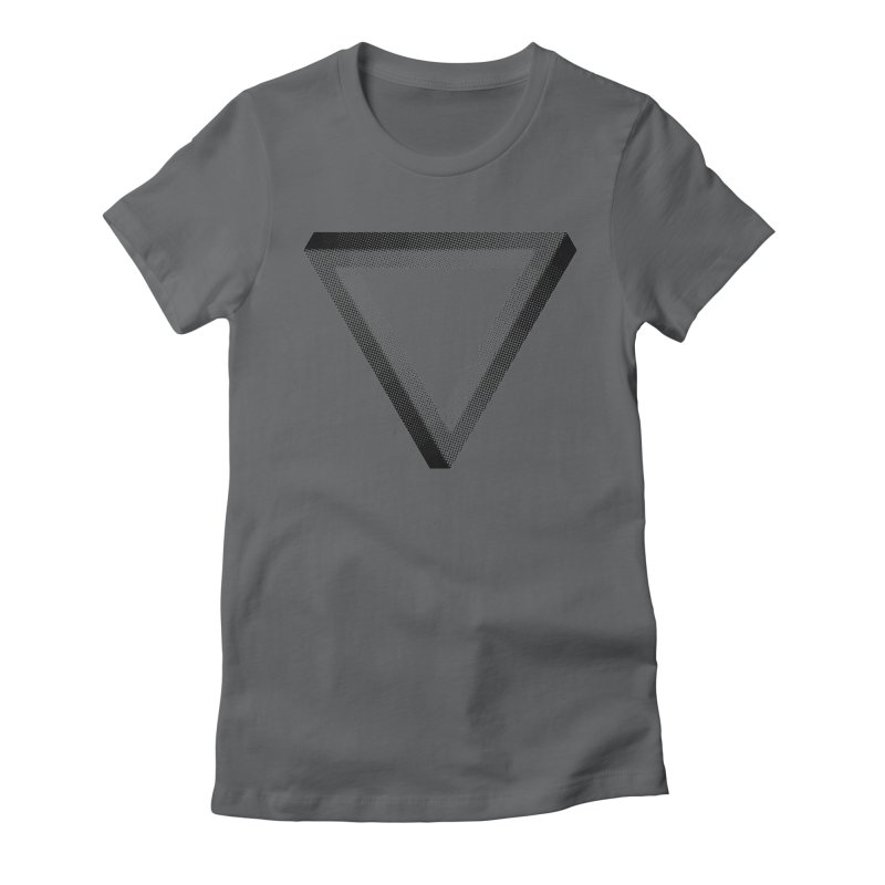 Penrose Women's Fitted T-Shirt by Jacob Patrick