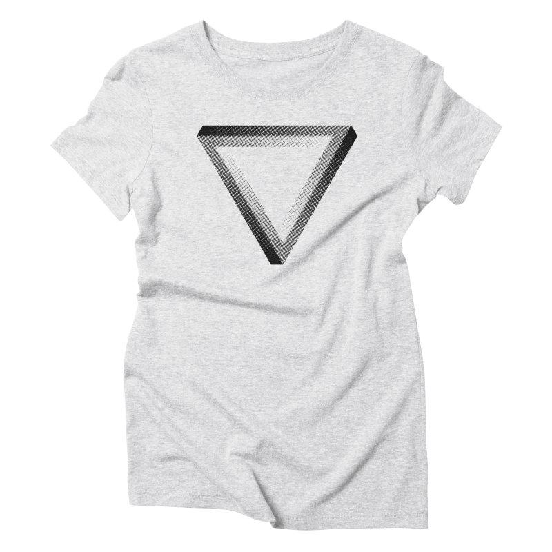Penrose Women's Triblend T-Shirt by Jacob Patrick
