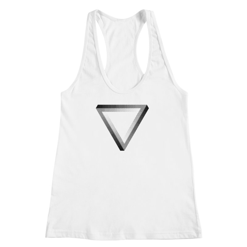 Penrose Women's Racerback Tank by Jacob Patrick