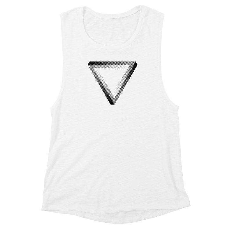 Penrose Women's Muscle Tank by Jacob Patrick