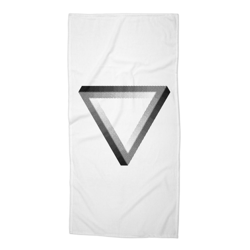 Penrose Accessories Beach Towel by Jacob Patrick