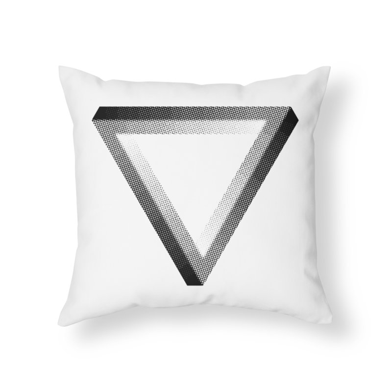 Penrose Home Throw Pillow by Jacob Patrick