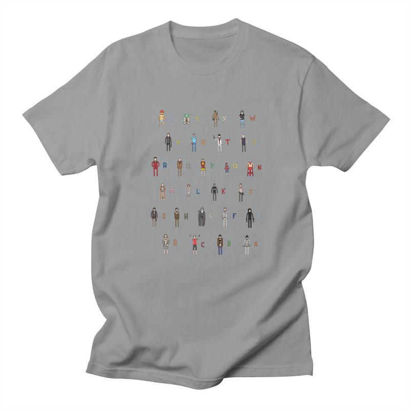 Z-A Men's T-shirt by jacohaasbroek's Artist Shop