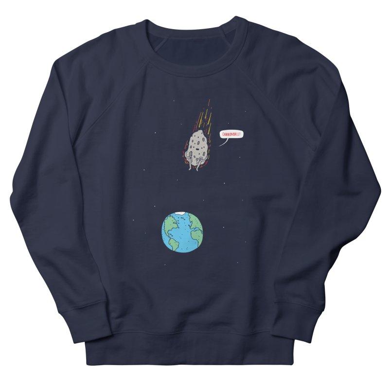 Cannonball! Women's Sweatshirt by jacohaasbroek's Artist Shop