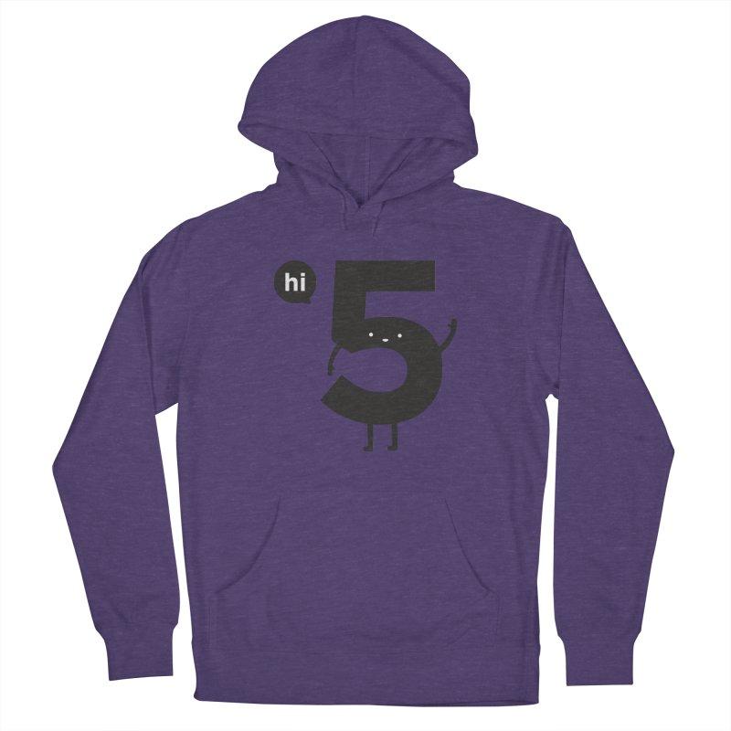 Hi 5 Women's Pullover Hoody by Haasbroek's Artist Shop